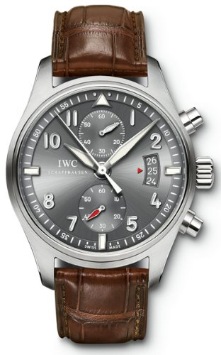 NEW IWC SPITFIRE CHRONOGRAPH MENS WATCH IW387802