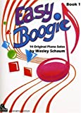 Easy Boogie 1.: 14 Original Piano Solos.