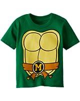Teenage Mutant Ninja Turtles Little Boys' Crew-Neck Costume T-Shirt