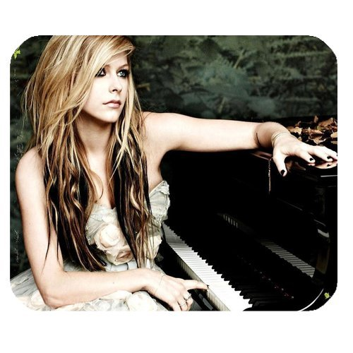 Sale alerts for Black Xone Custom Standard Rectangle Gaming Mousepad - Avril Lavigne Mouse Pad WRM-534 - Covvet