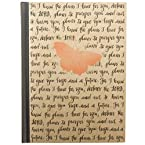 Butterfly Hardcover Blank Journal