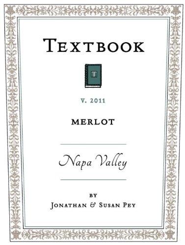 2012 Textbook Merlot Napa Valley 750 Ml