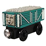 Wooden The Tank Engine Trains Child Boy Railway Toy Kids'Gift New 1pcs