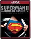 Superman II: The Richard Donner Cut [HD DVD] (Sous-titres français) [Import]