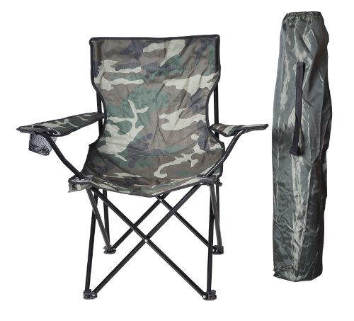Best Deals! Blue Ridge Outdoors Camouflage Folding Chair