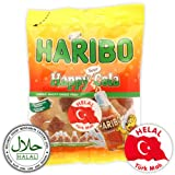 Haribo Happy Cola Sour, Helal / Halal, 100g