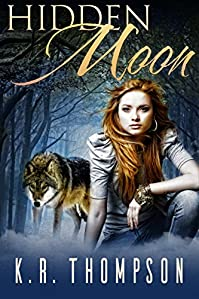 Hidden Moon by K.R. Thompson ebook deal