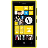 Nokia Lumia 720 (yellow)