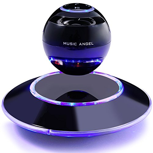 MUSIC ANGEL freischwebender Lautsprecher mit Bluetooth 4.0...
