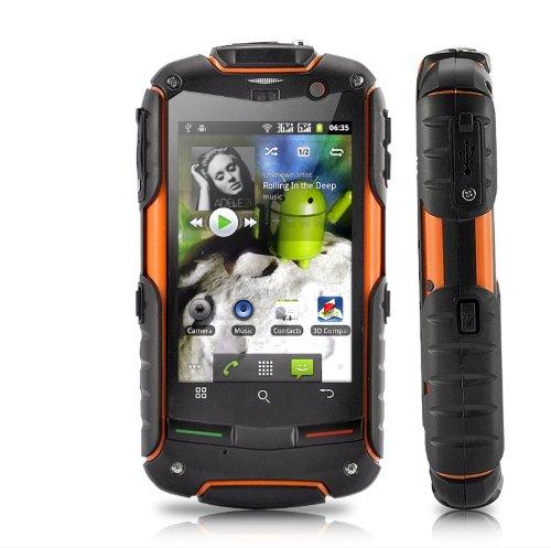 Fortisx Waterproof Rugged Unlocked Smartphone