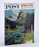 img - for The Saturday Evening Post, August (Aug.) 5, 1961 - Bing Crosby Calls on Pete Martin book / textbook / text book
