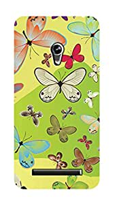 SWAG my CASE PRINTED BACK COVER FOR ASUS ZENFONE 5 Multicolor