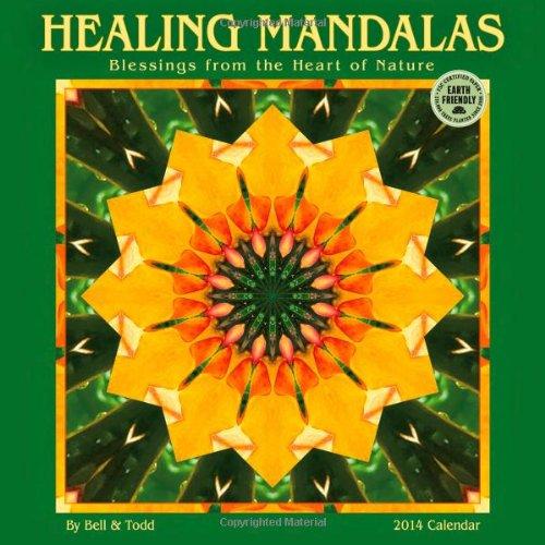 Healing Mandalas 2014 Wall Calendar
