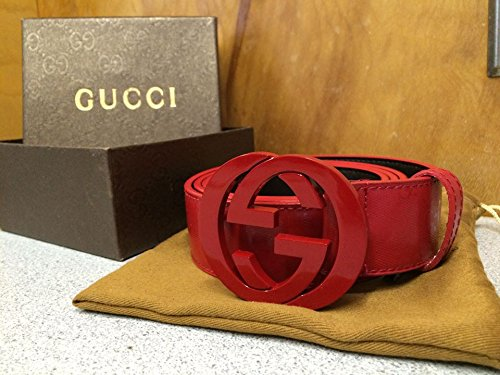 Gucci Interlocking G Belt Size 32/34