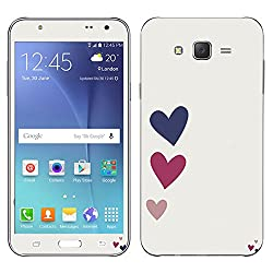 Theskinmantra Hearts Galore SKIN for Samsung Galaxy J5