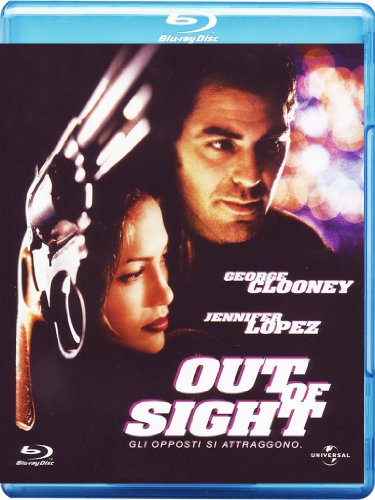 Out of sight [Blu-ray] [IT Import]