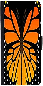 Snoogg Butterfly 2759 Designer Protective Phone Flip Case Cover For Htc Desire 820G Plus