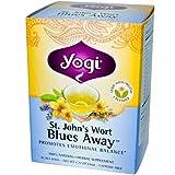 St. John's Wort, Caffeine Free, 16 Tea Bags, 1.27 oz (36 g)