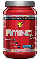 BSN AMINO X - Blue Raz, 2.24 lb (70 Servings)