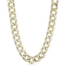 Fairhaven Curb Chain Necklace<br>Ivory