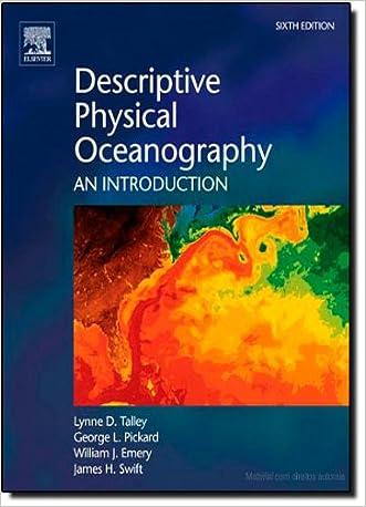 Descriptive Physical Oceanography, Sixth Edition: An Introduction