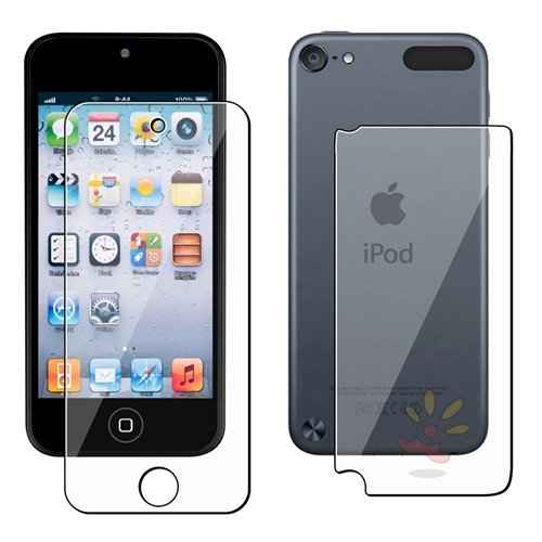 Everydaysource® Compatible With Apple® Ipod Touch® 5Th Generation 2-Lcd Kit Reusable Screen Protector