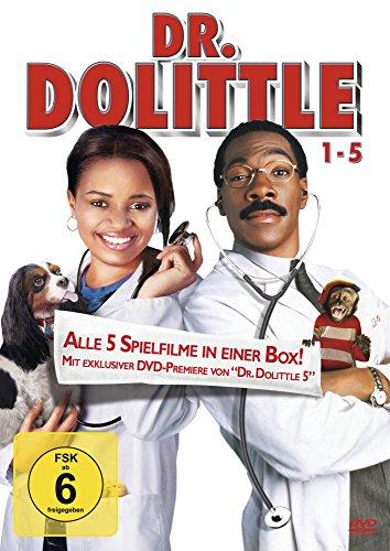 Dr. Dolittle 1-5 [5 DVDs]
