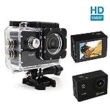 ProHT 1080P HD Action Camera,Video Sport Camera (86302A)14MP Full HD 2.0