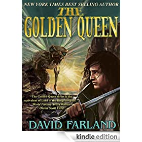 The Golden Queen - Book 1 of the Golden Queen Series