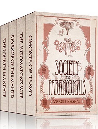 Society For Paranormals by Vered Ehsani ebook deal