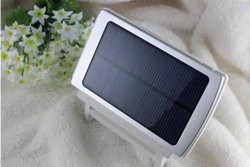 TigerViViTM 20000mAh Solar Panel Power Bank Charger Photo