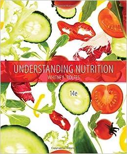 NUTRITION UNDERSTANDING