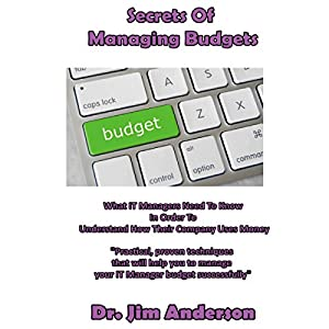 Secrets of Managing Budgets Audiobook