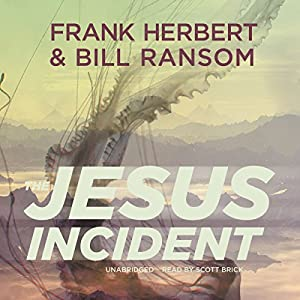 The Jesus Incident Audiobook