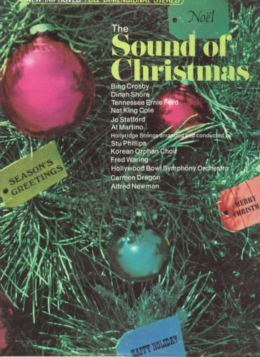 [LP Record] The Sound of Christmas - Bing Crosby, Dinah Shore, T Ernie Ford, N King Cole,... by 