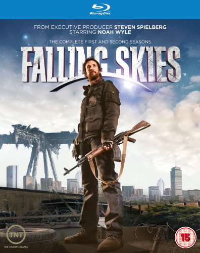 Falling Skies: Seasons 1 & 2 [Reino Unido] [Blu-ray]