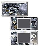 Batman Begins Dark Knight Rises Cartoon Video Game Vinyl Decal Skin Sticker Cover for Nintendo DS Lite System