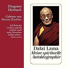 Meine spirituelle Autobiographie Hörbuch von Dalai Lama Gesprochen von: Hanns Zischler