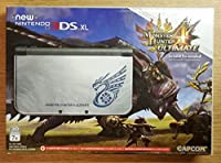Nintendo 3DS XL Monster Hunter 4 Ultimate Edition by Nintendo
