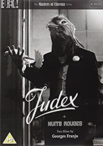 Judex/Nuits Rouges [Masters of Cinema] [DVD] [1963]
