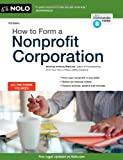 img - for How to Form a Nonprofit Corporation (National Edition) (How to Form a Nonprofit Corporation (W/Disk)) book / textbook / text book