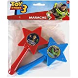 Toy Story Maracas Toy Story 3 2pk Maracas In Polybag And Header