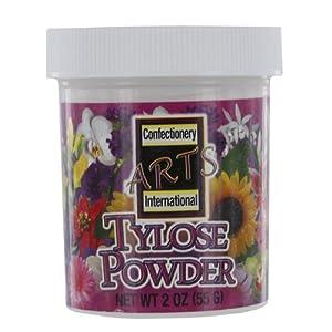 CAI Tylose Powder 2 oz Professional Strength by Confectionery Arts International