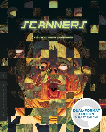 Scanners (Blu-ray + DVD)