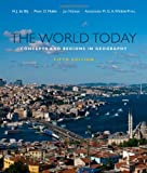 img - for The World Today: Concepts and Regions in Geography book / textbook / text book