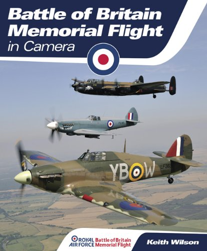 RAF Battle of Britain Memorial Flight in Camera