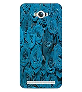 PrintDhaba Roses D-3436 Back Case Cover for ASUS ZENFONE MAX ZC550KL (Multi-Coloured)