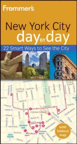 Frommer's New York City Day by Day (Frommer's Day by Day - Pocket)
