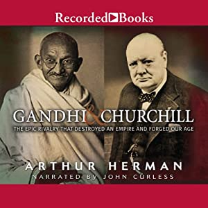 Gandhi & Churchill Audiobook