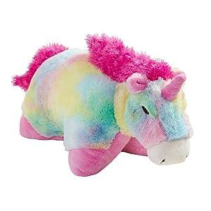Genuine Rainbow Unicorn Pillow Pet - Premium Range: Amazon ...